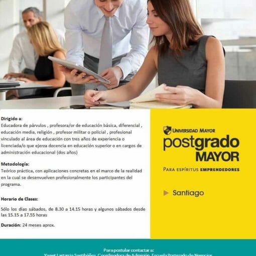 Convenio U. Mayor
